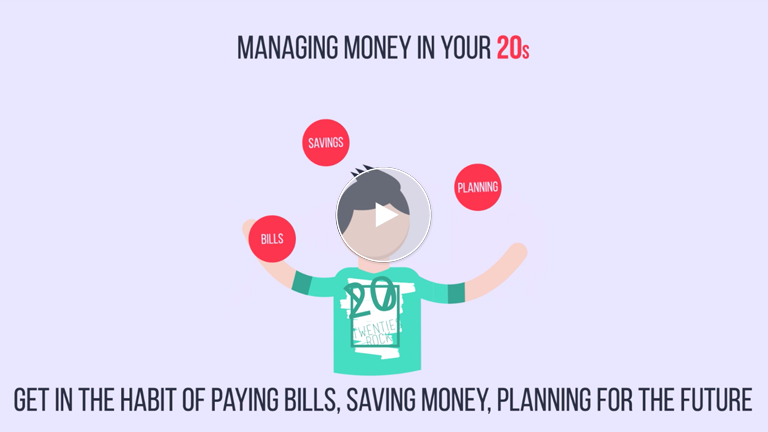 Learn How To Take Wise Financial Steps In Your 20s
