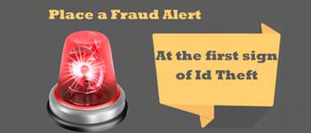 Placing A Fraud Alert