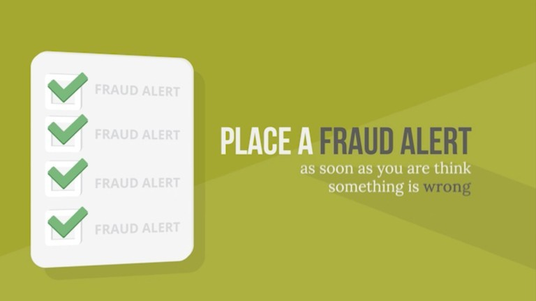 Placing A Fraud Alert
