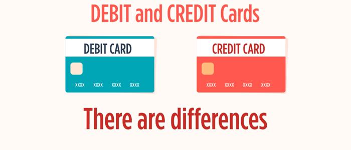 Should I Use A Debit Card Or A Credit Card?
