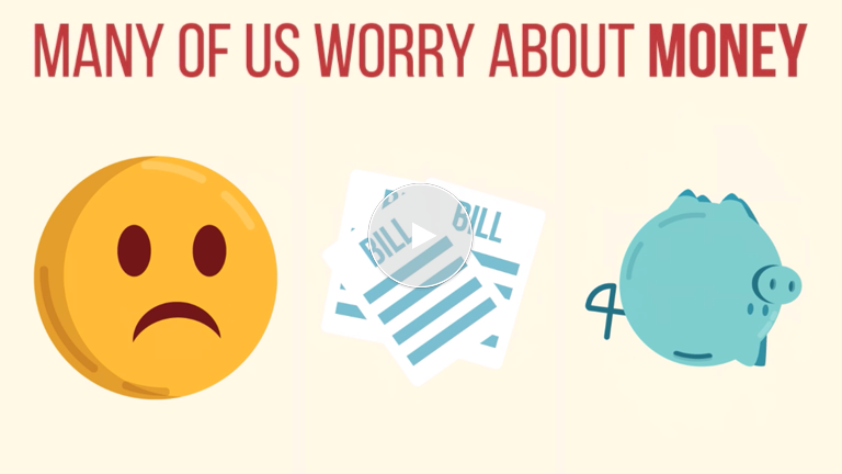 Paying Debts and Learning To Save Money Can Reduce Your Financial Worries