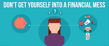 Try To Avoid Common Financial Mistakes
