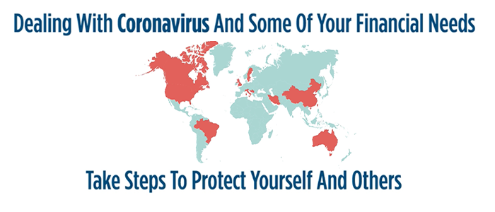 Health Advice And Banking Tools To Help During The Coronavirus Pandemic