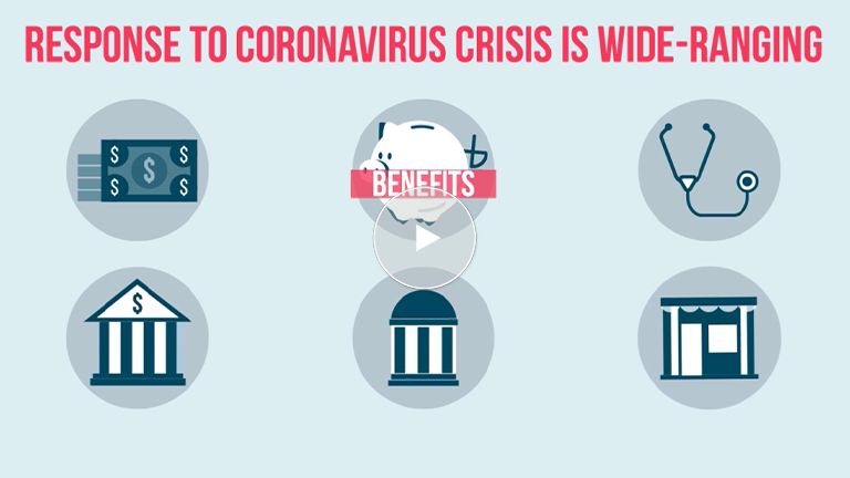 Here Are Some Resources For Information About Coronavirus Relief, Benefits, And More
