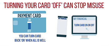 Can't Find Your Payment Card? You Might Be Able To Turn It 'Off' Or 'On' Remotely.
