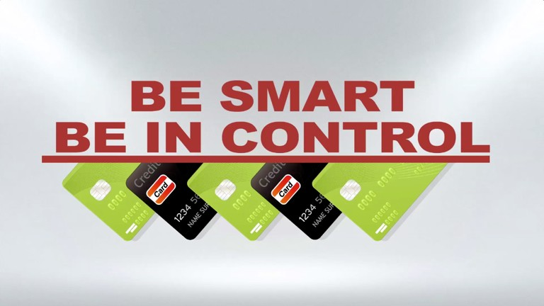 Be Smart With Your Credit Card