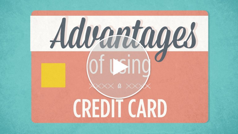 Advantages of Using a Credit Card