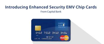 Enhanced Security EMV Chip Cards