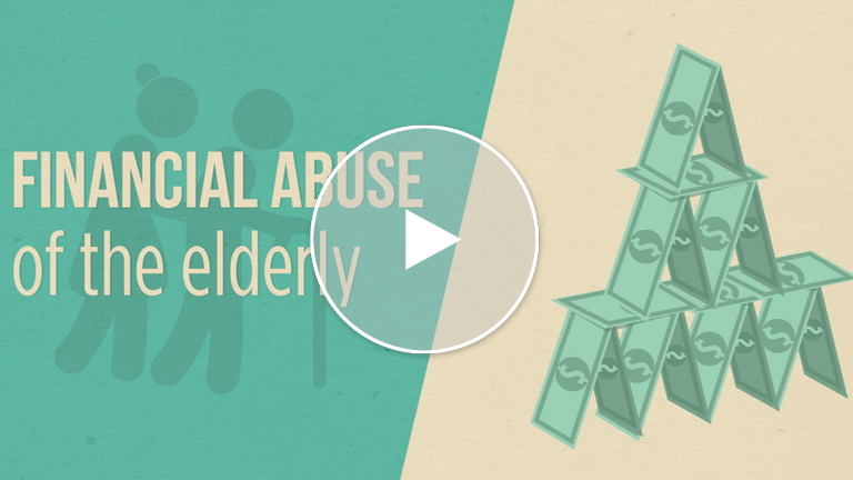 Preventing Financial Abuse Of The Elderly