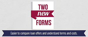 New Home Loan Disclosure Forms