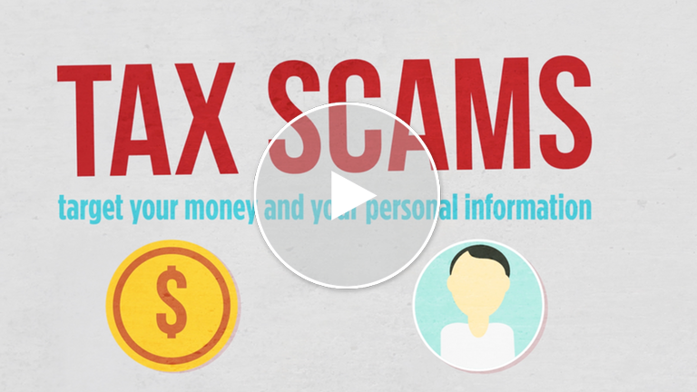 Crooks Use Tax Time To Steal Money, Information