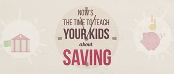 Teach Your Kids The Importance Of Saving Money