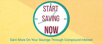 You'll Earn More On Your Savings Through Compound Interest