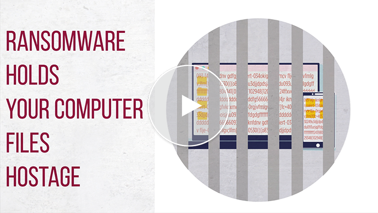 Protect Your Data From Being Held Hostage By Ransomware