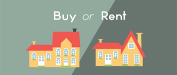 Should I Buy Or Rent A Home?