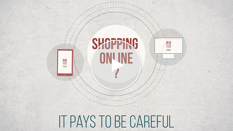 Avoid Online Shopping Scams